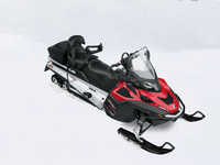 Ski-Doo Expedition S.E. 1200 4-TEC