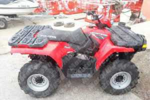 Квадроцикл Polaris Sportsman 800. Владивосток