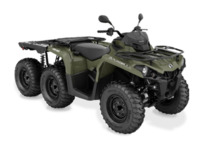 BRP CAN-AM OUTLANDER 6×6 450