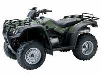 Honda 350 FourTrax Rancher (2012)