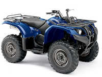 Yamaha Kodiak Automatic