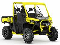 BRP CAN-AM TRAXTER HD10 X MR