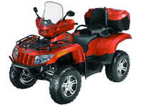 Arctic Cat TRV 1000