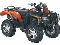 Arctic Cat Mud Pro 700i LTD