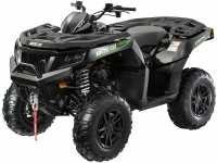 Arctic Cat 550/700 XR Limited EPS