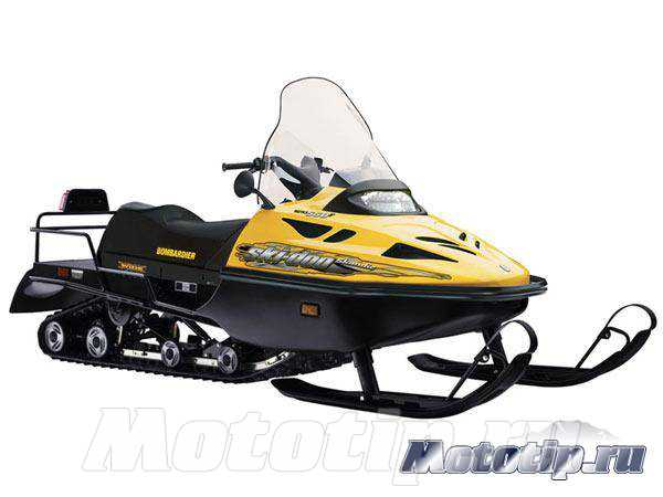 Ski Doo Skandic Swt V 800 4 Tec Swt 550