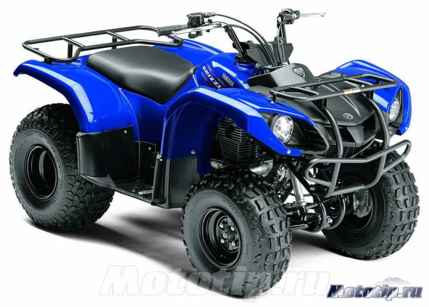 Yamaha grizzly 125 automatic 2wd for Yamaha grizzly 800