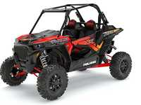 Polaris RZR XP Turbo EPS