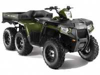 Polaris Sportsman 800 Big Boss 6x6 Forest
