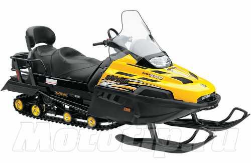руководство по ремонту снегоход Ski-Doo 550