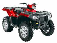 Polaris Sportsman 550