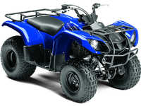 Yamaha Grizzly 125 AUTOMATIC 2WD