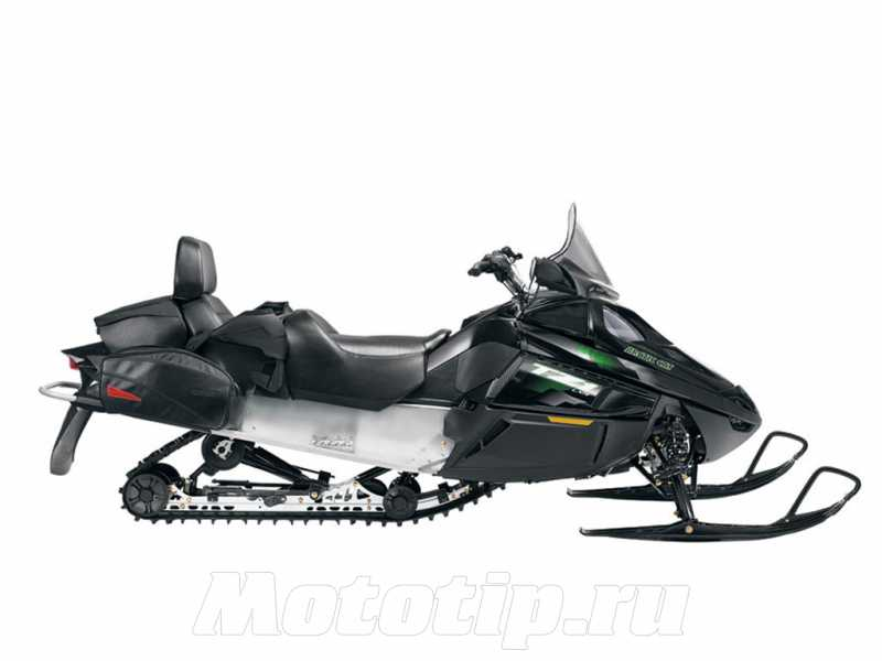 снегоход arctic cat bearcat 440