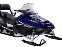 Polaris Trail Touring DLX
