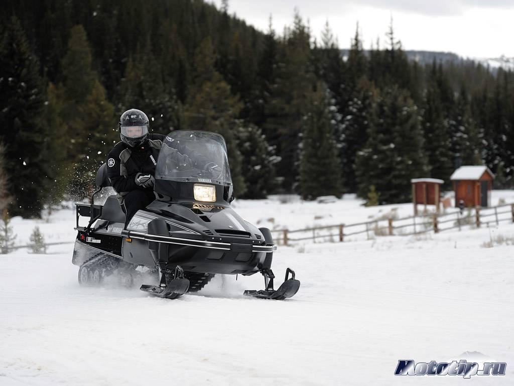 СНЕГОХОД YAMAHA VIKING 540 (VK540III) МОДЕЛЬНЫЙ РЯД 2010 ГОДА. параметры снегохода Yamaha Viking 540.