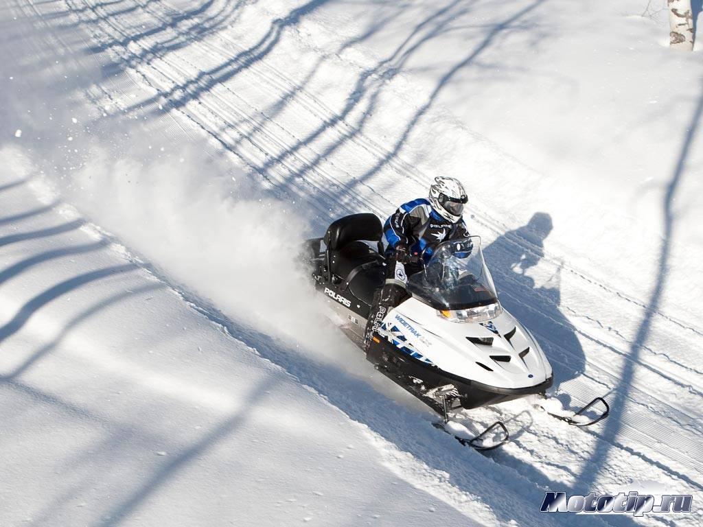 Фото - Снегоход Polaris 500 Widetrak LX.