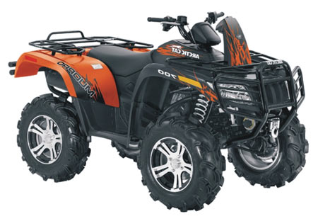 Arctic Cat 700i MudPro LTD